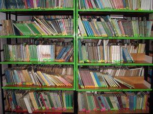 Regał książek