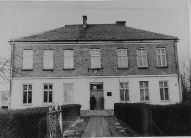 Stare zdjęcie szkoły